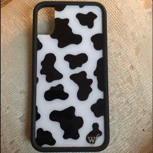 Wildflower Moo Case